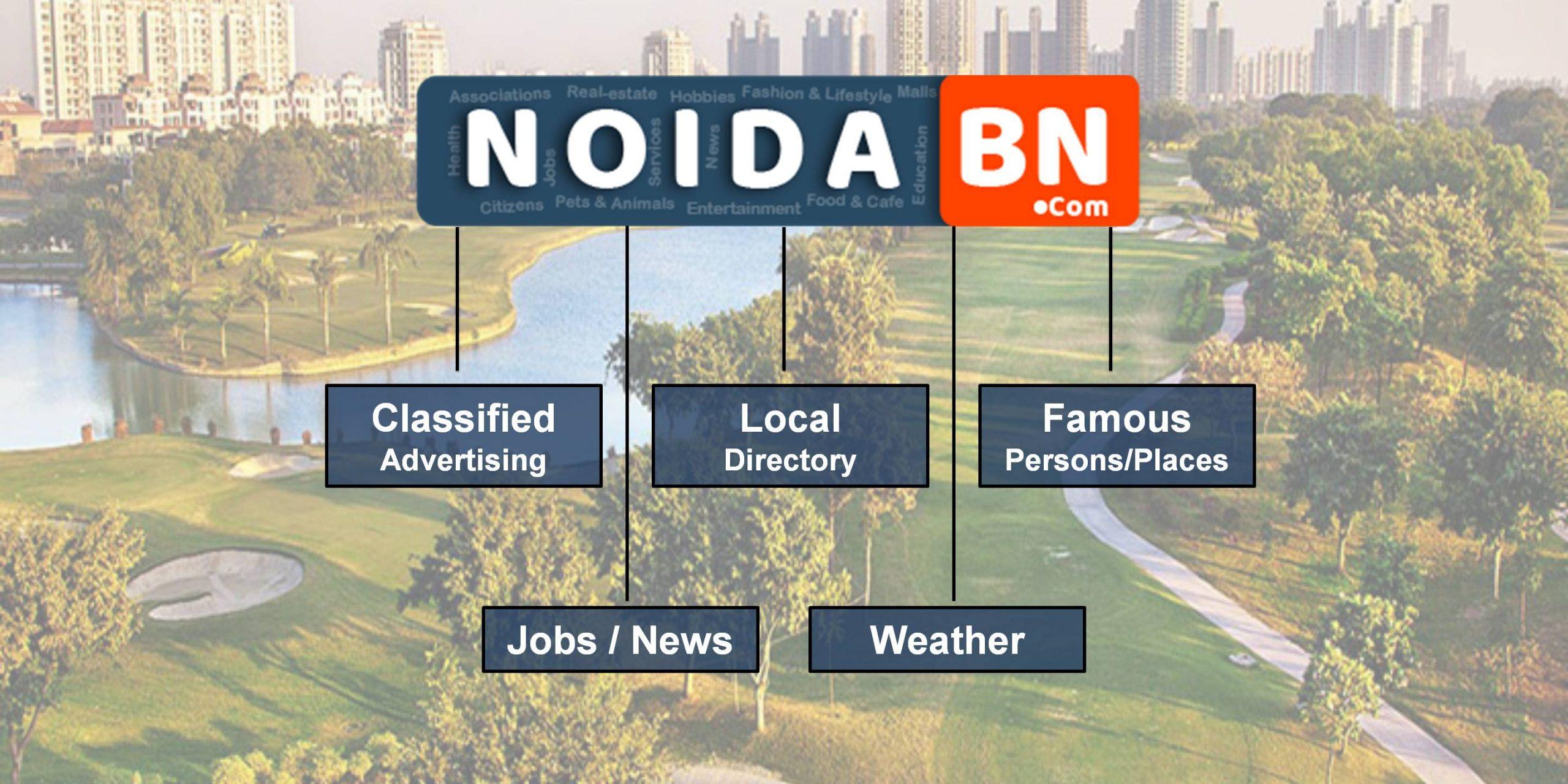 About Noida Portal