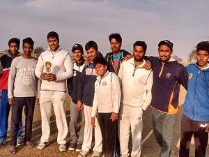 N.I.S Cricket Academy Noida