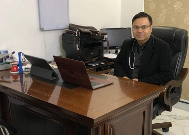 Dr Akash Garg Clinic Noida