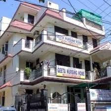 Geeta Nursing Home In Meerut